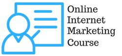 Online Internet Marketing Course LOGO